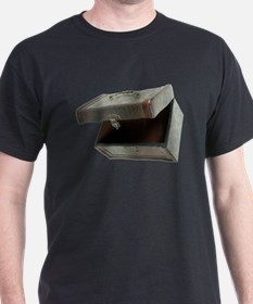 Top Leather Box T-Shirt