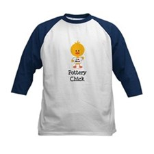 Pottery Chick Tee