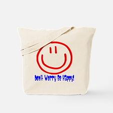 Big Cute Smiley Face Tote Bag