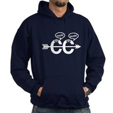 Cross Country - Ouch! Hoodie