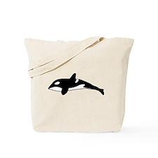 Orca Tote Bag