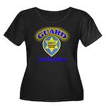 Guard Tent City Maricopa Coun Women's Plus Size Sc