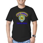 Guard Tent City Maricopa Coun Men's Fitted T-Shirt