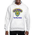 Guard Tent City Maricopa Coun Hooded Sweatshirt