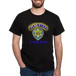 Guard Tent City Maricopa Coun Dark T-Shirt