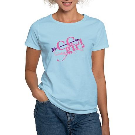 Cross Country Girl Women's Light T-Shirt