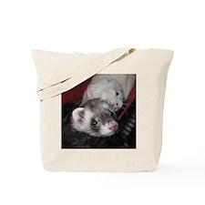 I Heart Ferrets Tote Bag