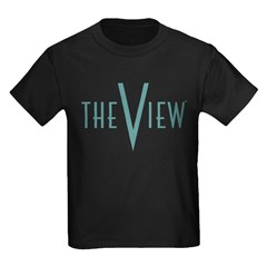 The View Teal Logo T
