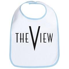 The View Logo Bib