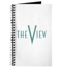 The View Teal Logo Journal
