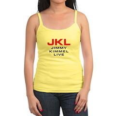JKL Logo (Stacked) Jr.Spaghetti Strap