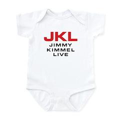 JKL Logo (Stacked) Infant Bodysuit