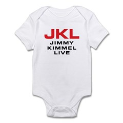 JKL Logo (Stacked) Infant Bodysuit
