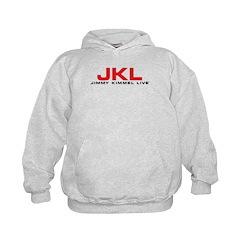 JKL Red Logo Kids Hoodie