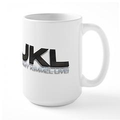 JKL Shadow Large Mug