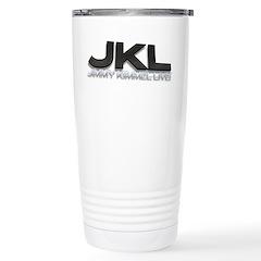 JKL Shadow Stainless Steel Travel Mug