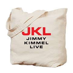 JKL Logo (Stacked) Tote Bag