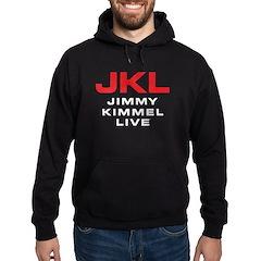 JKL Logo (Stacked) Hoodie (dark)