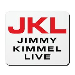 JKL Logo (Stacked) Mousepad