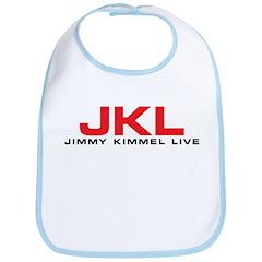 JKL Red Logo Bib