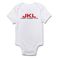 JKL Red Logo Infant Bodysuit