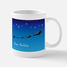 Cute Dachshund christmas Mug