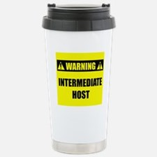 WARNING: Intermediate Host Travel Mug
