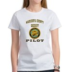 Maricopa County Sheriff Pilot Women's T-Shirt