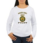 Maricopa County Sheriff Pilot Women's Long Sleeve