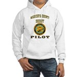 Maricopa County Sheriff Pilot Hooded Sweatshirt