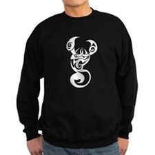 Tribal Scorpion Swirl Sweatshirt