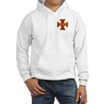 Masonic Scottish Rite 32nd Degree Hooded Sweatshi