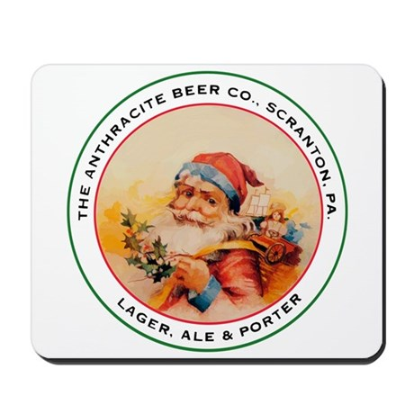 The Anthracite Beer Company Mousepad