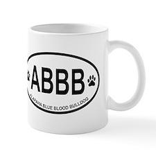 Alapaha Blue Blood Bulldog Mug