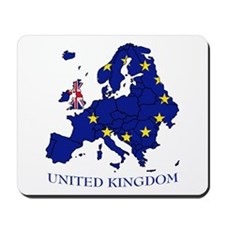 European Union - United Kingd Mousepad