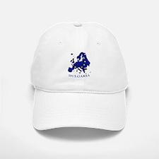 European Union - Bulgaria Baseball Baseball Cap