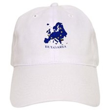 European Union - Bulgaria Baseball Cap