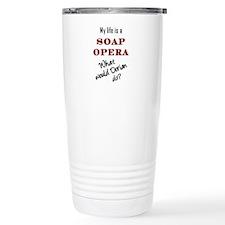 What Would Dorian Do? Travel Mug