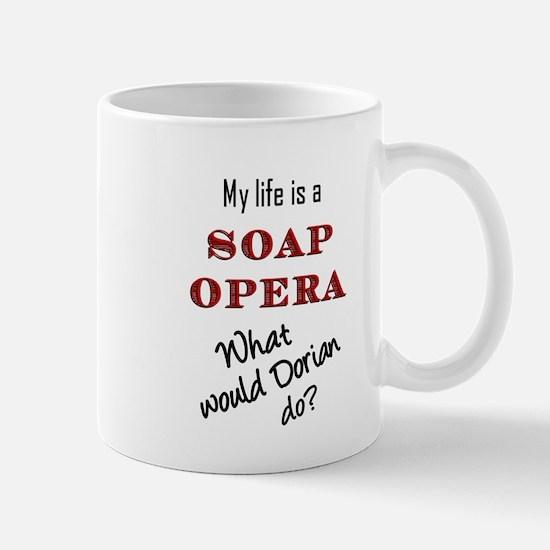 What Would Dorian Do? Mug