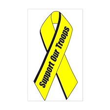 Yellow Ribbon Decal