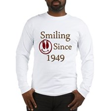 Cute Vintage 1949 Long Sleeve T-Shirt