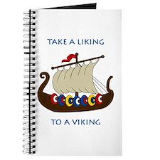 Liking Vikings Journal