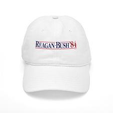 Reagan Bush '84 Campaign Baseball Cap