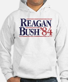 Reagan Bush '84 Campaign Jumper Hoody