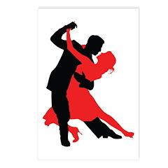 Dancers1 Postcards (Package of 8)