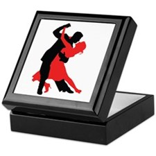 Dancers1 Keepsake Box