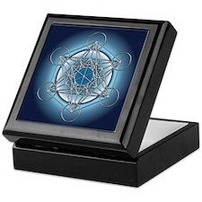 Metatrons Cube Keepsake Box