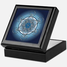 Metatrons Cube Keepsake Box