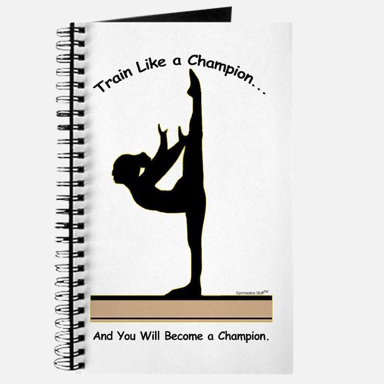 Gymnastics Journal - Champion