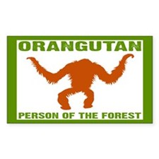 Person of the Forest Decal